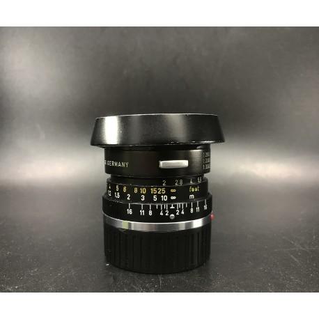 Leica Summicron 35mm F/2 6 element