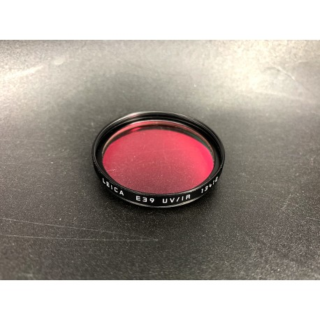 Leica E39 UV/R filter 13410