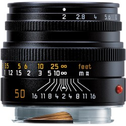 Leica Summicron-M 50mm F/2 11826 brand new