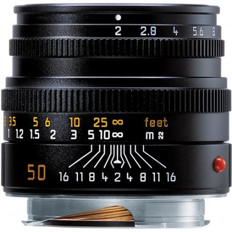 Leica Summicron-M 50mm F/2 11826 brand new