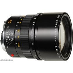 Leica Apo-Summicron-M 90mm f/2.0 ASPH BLACK (brand new)
