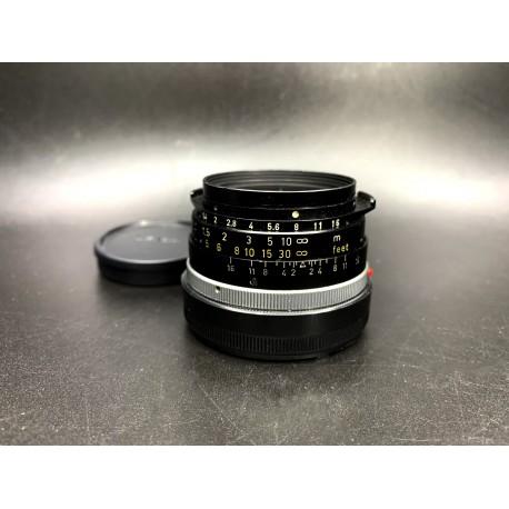 Leica Summilux-M 35mm f/1.4 pre-asph Infinite lock ver.