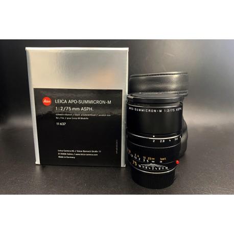 Leica APO-Summicron-M 1:2/75mm ASPH