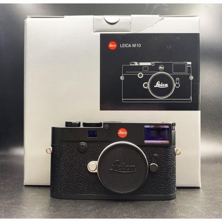 Leica M10 Digital Rangefinder Camera Black (Demo) 20000
