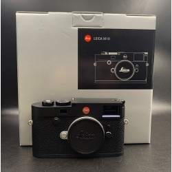 Leica M10 Digital Rangefinder Camera Black (Demo) 20000