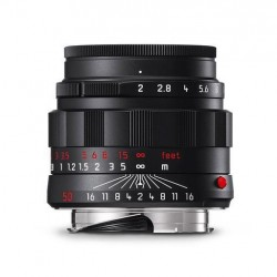 Leica APO-Summicron-M 50mm f/2 ASPH Black Chrome 11811