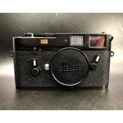 Leica M4 Film Camera Black Re-paint