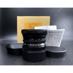 MS OPTICS ISM 50MM F/1.0 M MOUNT (BRAND NEW)