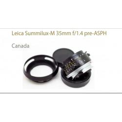 leica summilux 35/1.4 pre-asph canada