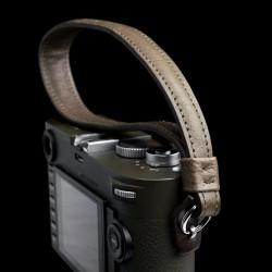Wotancraft Handstrap 荔枝縮紋植鞣皮革相機手腕帶