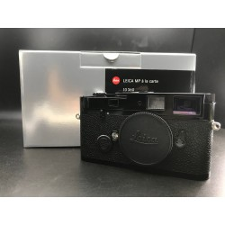 Leica MP A La Carte 0.72 film camera Black Paint ( Brand New) 10360