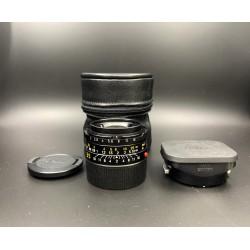 Leica Summicron-M 35mm F/2 7 Element Blk