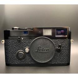 Leica M-P 6 Rangefinder Film Camera Black