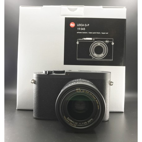 Leica Q-P Digital Camera