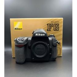 Nikon SLR Camera F6