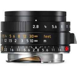 Leica Elmarit-M 28mm f/2.8 ASPH. Lens (Brand New)