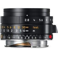 Leica Elmarit-M 28mm f/2.8 ASPH. Lens (Brand New)