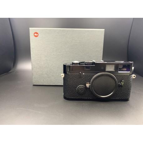 Black Paint Leica MP 0.85 Film Camera