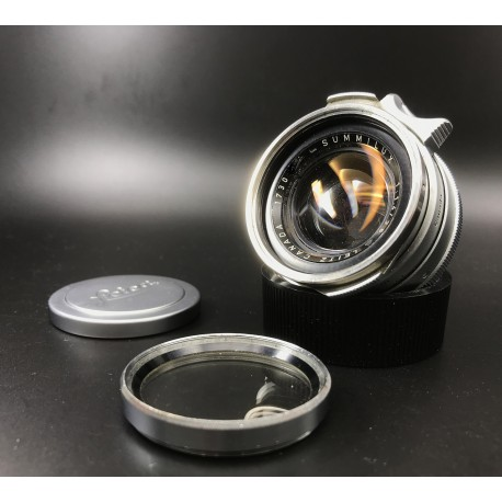 Leica Summilux 35mm F/1.4 V1 Steel Rim Canada