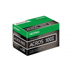 Fujifilm Neopan Acros 100 ll Black and White Negative Film (135 Roll Film)