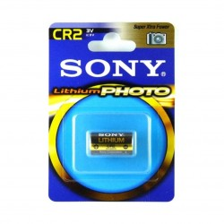 Sony CR2 Super Xtra Power Lithium Photo Battery