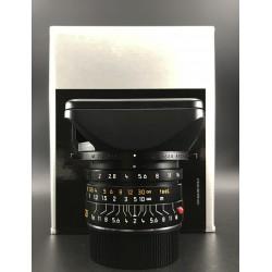 Leica Summicron-M 28mm F/2 ASPH Black 11604
