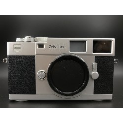 Zeiss Ikon rangefinder Film Camera (silver)