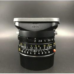Leica Summicron-M 35mm F/2 7 Element