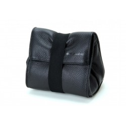 Artisan & artirt soft leather pouch blk