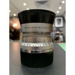Leica Summicron 35mm F/2 8 Element