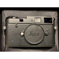 Leica M-A (Typ 127) Rangefinder Camera (Black) 10370 USED