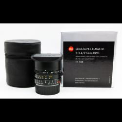 Leica Super-Elmar-m 21mm f/3.4 asph(11145) Brand New