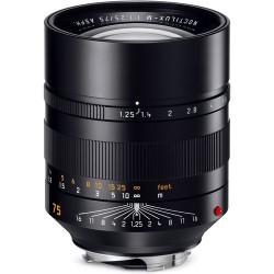 Leica Noctilux-M 75mm F1.25 ASPH.(11676)