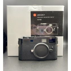 Leica M9-P Digital Camera Black Paint Finish