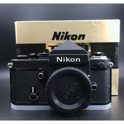 Nikon F2 Film Camera (Titanium)