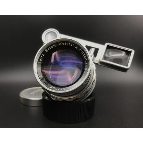 Leica Summicron 50mm F/2 DR