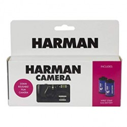 HARMAN 35MM REUSABLE FILM CAMERA