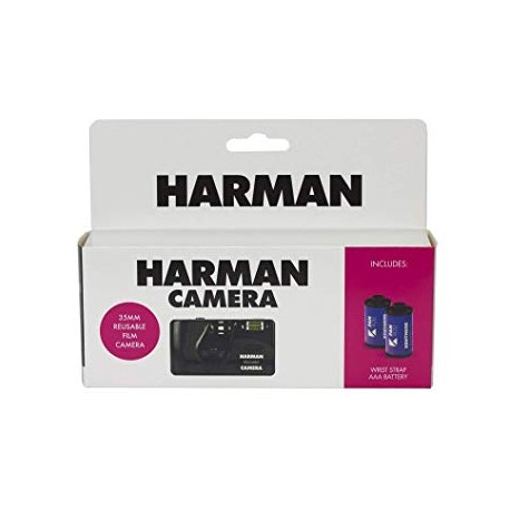 HARMAN 35MM REUSABLE FILM CAMERA