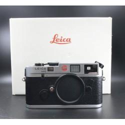 Leica M6 Classic Film Camera Silver