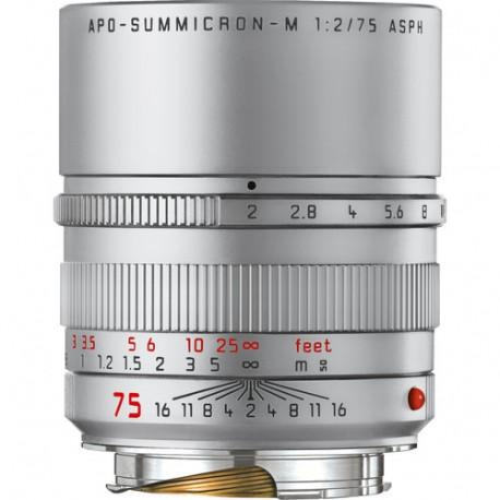 Leica APO-SUMMICRON-M 75MM F/2 ASPH (sliver)