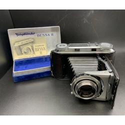 Voigtlander Bessa II APO-Lanthar medium format film Camera