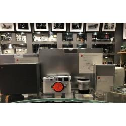 Leica M8 Set (the White Edition) With Leica Elmarit-M 28mm/F2.8 Asph