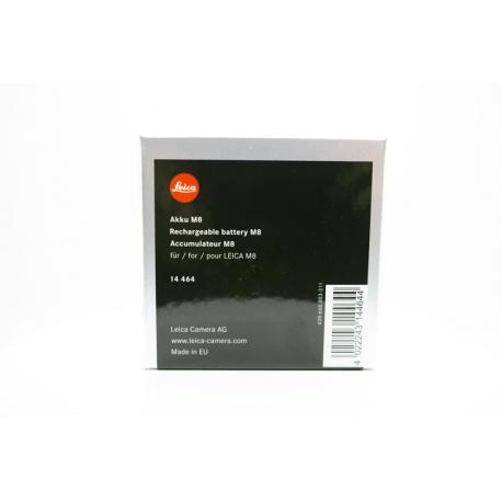 Leica M8/M9/MM rechargable battery