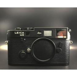 Leica M6 Film Camera TTL Black