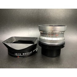 Leica Super-Angulon 21mm F/3.4 Sliver