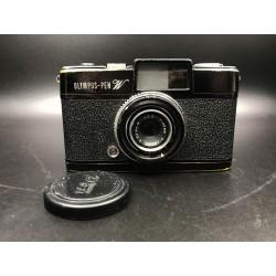 Olympus-Pen Film Camera (Black Paint)