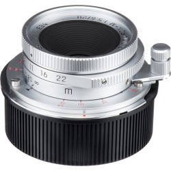 Leica Summaron-M 28mm f/5.6 Lens (Silver) Brand New