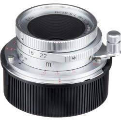 Leica Summaron-M 28mm f/5.6 Lens (Silver) Brand New