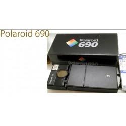 boxed polaroid 690 one set