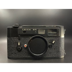 Leica M5 Film Camera Black